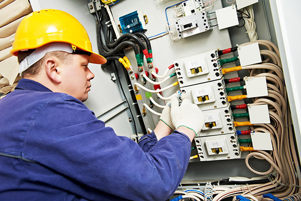 Greenville SC Commercial Electrician